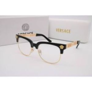 New Versace Glasses | lens can be taken out.